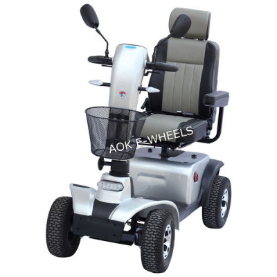 800W Electric Mobility Scooter for Disabled or Elderly (MS-006)