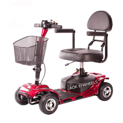CE Approved Electric Mobility Scooter, Disabled Scooter (MS-012)