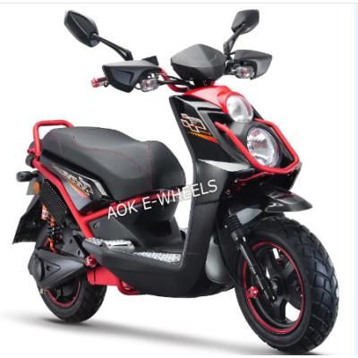 1200W Electric Motorcycle Racing Bike with Disk Brake (EM-001)