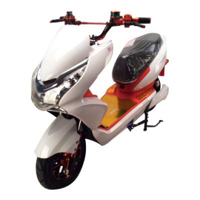 Fashionable Design 1200W Brushless Motor Electric Motorcycle (EM-003)