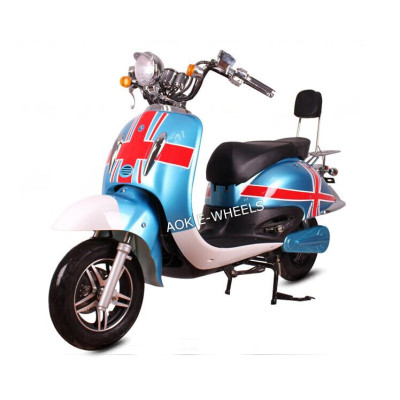 1000W Electric Motorcycle Dirt Bike with Max Speed 60km/H (EM-005)