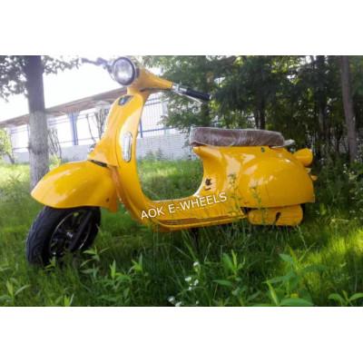 1000W60V Vintage Design Electric Motorcycle Electric Scooter (EM-006)