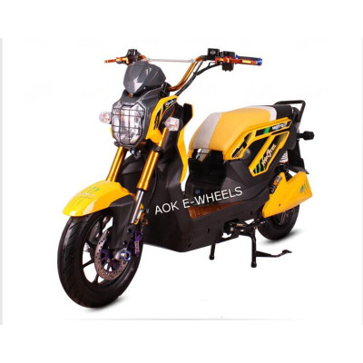 1200W72V Electric Motorcycle Motorbike Dirt Bike (EM-007)