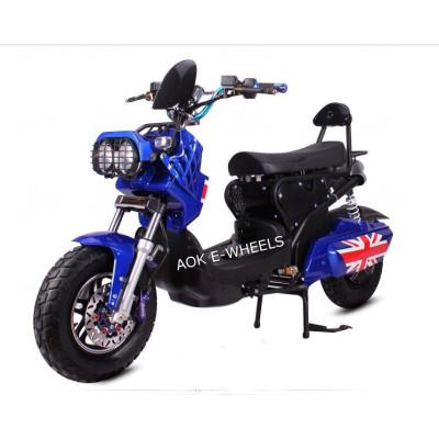 1200W Electric Motorbike Dirt Bike with Disk Brake (EM-008)
