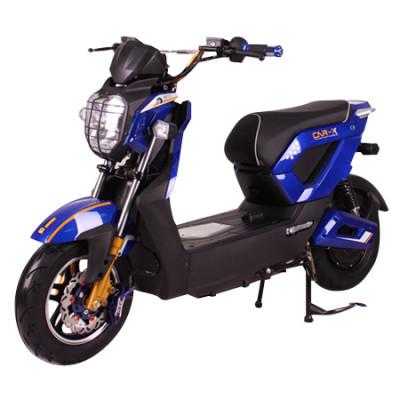 1000W60V Lead Acid Battery Electric Motorbike with Disk Brake (EM-012)
