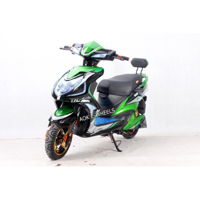 1000W60V Motorcycle Electric Motorbike with Brushless Motor (EM-016)