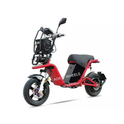 1000W60V Electric Mobility Scooter Electric Motorbike with Brushless Motor (EM-019)