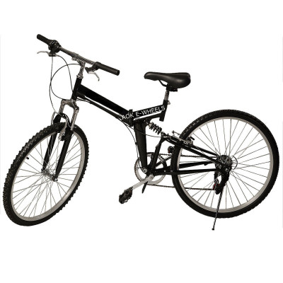 High Quality Folding Bike with Steel Suspension Fork (AOKFB003)