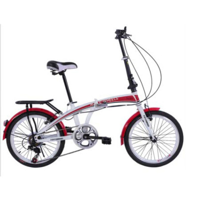 20'' Tire/Rim/Tube/Flap Folding Bike with V Brake (AOKFB004)