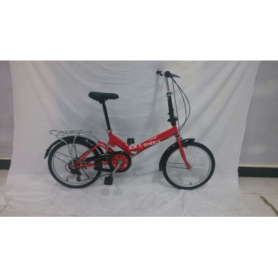 Chinese Brand, 6 Speed R/Derailleur Folding Bike (AOKFB005)