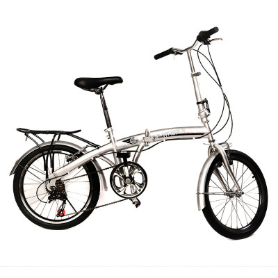 6 Speed Folding Bike with F/R V Brake (AOKFB007)