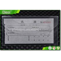 Transparent Pp Pvc Raffle Ticket Folder Lottery Ticket Holdr Plastic Insurance Ticket Pocket