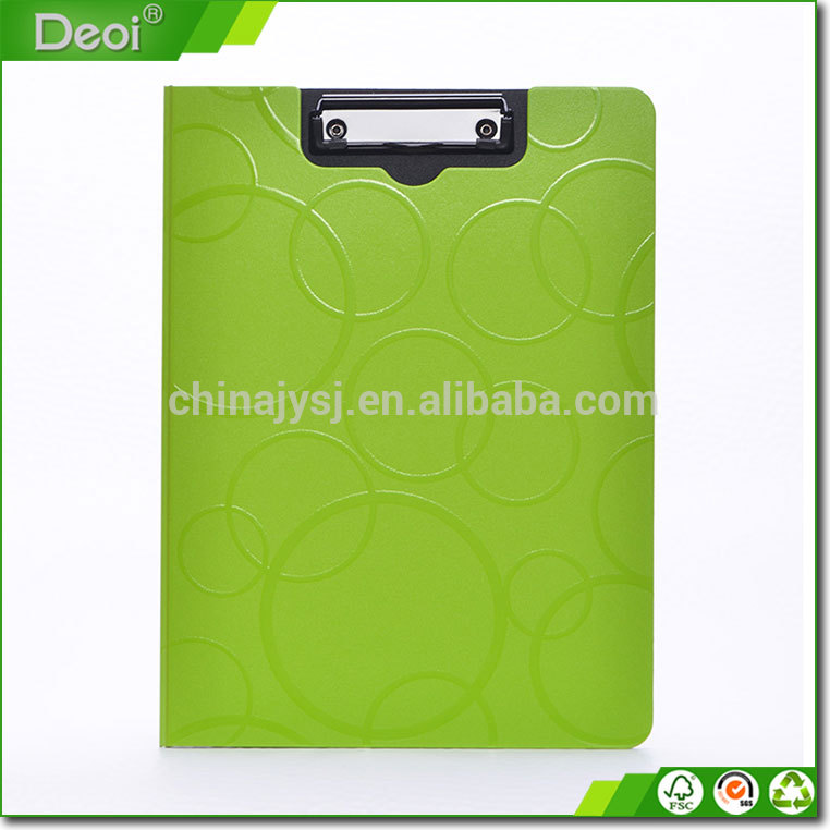 Custom A4 A5 Recycled Drawing Hardware Binder Gusset Folder