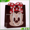 2015 Factory Custom Foldable Plastic Gift Promotional Bags Paper Gift Bag Shopping Bag