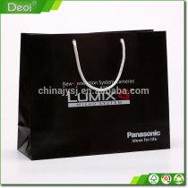 Hot selling shopping bag with logo print cheap shopping bag
