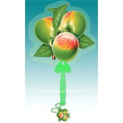 Реклама продвижение пластиковые мини-вентилятор в качестве подарка сувенир