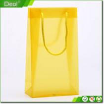 hot sale products customized high-quality ecofriendly pp plastic shopping gift bag