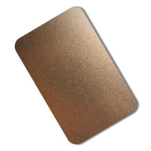 喷砂不锈钢板