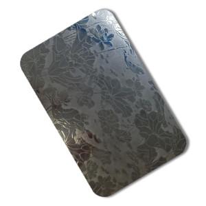蚀刻不锈钢板