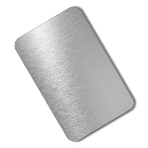 NO.4 Stainless Steel