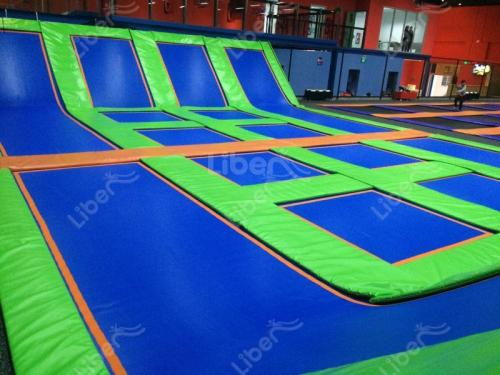 Hot Imported Fitness Trampoline Exercises Factory Price Trampoline for Kids