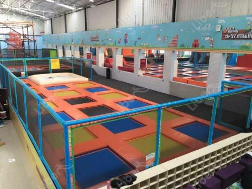 Impressive Small Safe Trampoline Direct From The Factory for Kids
