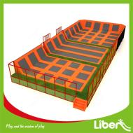 High Quality ASTM Approved Indoor Large Trampoline Park
