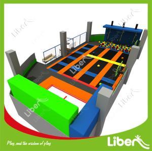 China Manufacturer Buy Trampoline Online Safest Sport Trampoline with Good Quality
