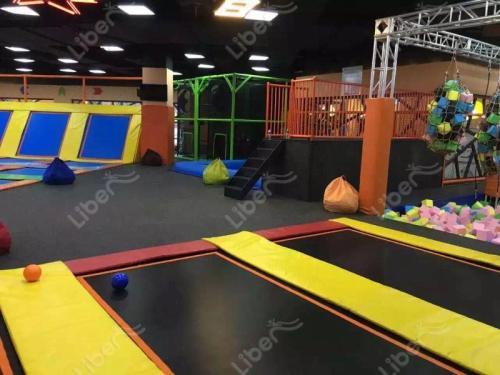 Gymnastics Trampoline Best Sale Inground Childs Trampoline for Cheap