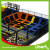 Fanny Jumping Trampolin Park with Ninja Course