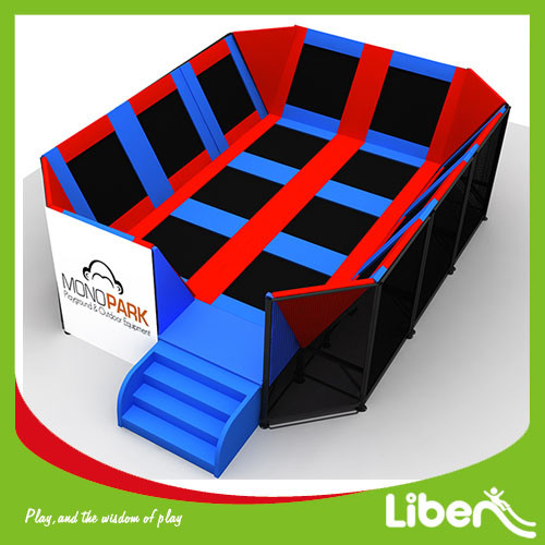 Manufacturer Trampoline Sport For Shopping Mall