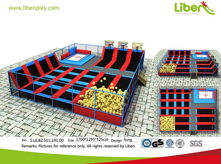 small size trampoline