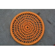 Children Round Net Swing Basket Swing Seat