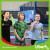China Top & professional indoor trampoline park factory