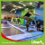 China Top & professional indoor trampoline park Manufacturer