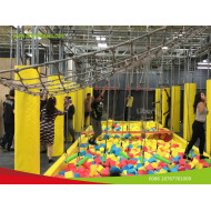 Marketing Plan for Indoor children trampoline Park