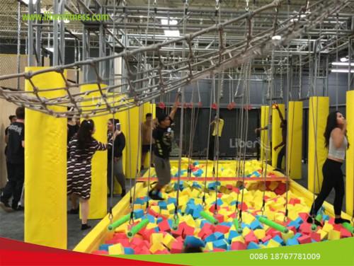 Marketing Plan for Indoor children trampoline Park