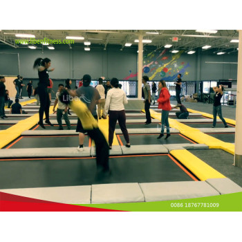 How much cost to open a new Trampoline Park business?