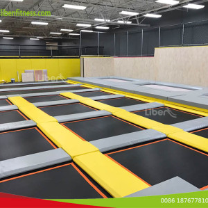 Do Liben have Trampoline Park project in Las Vegas,USA?