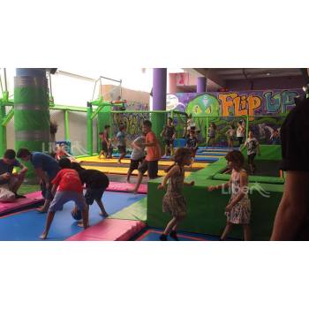 Do have indoor trampoline Parks in Israel?