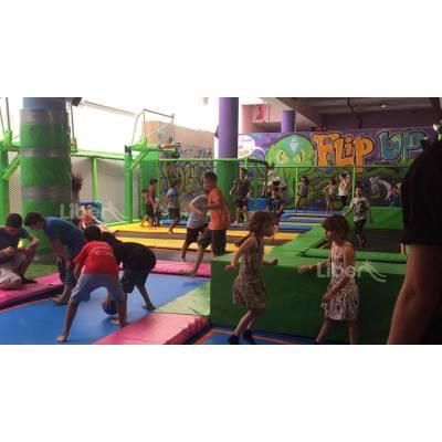Do have indoor trampoline Parks in Israel?