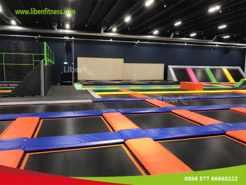 Promotional strategy for indoor trampoline park center