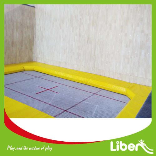 Producer indoor trampoline court building indoor trampoline location