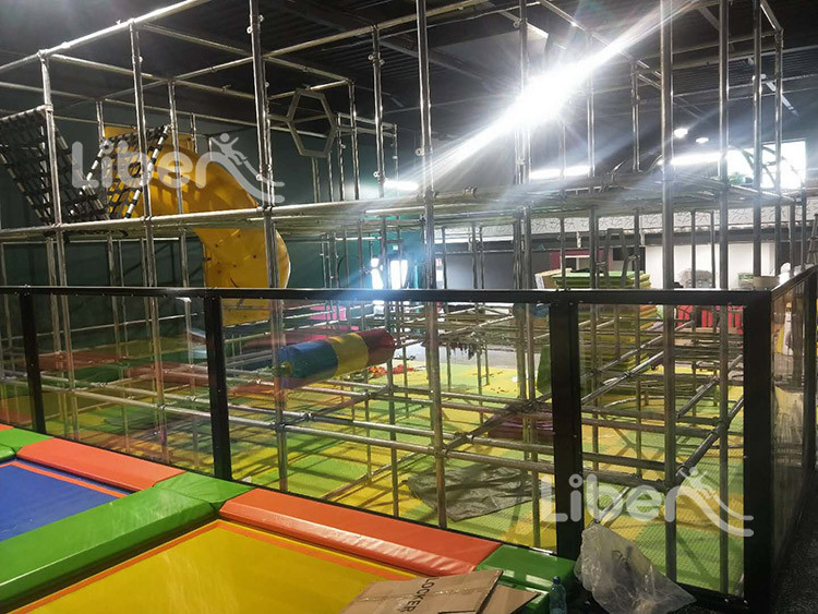 trampoline park supplier