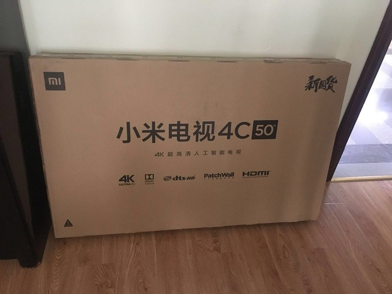 MI 4C TV 50inch