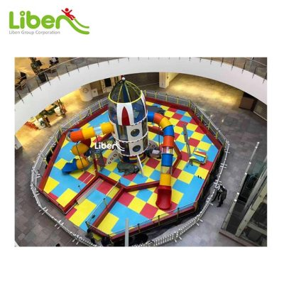 Best Sale Playground Rocket Playground Indoor
