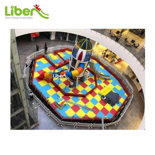 Best Sale Playground Rocket Playground Indoor