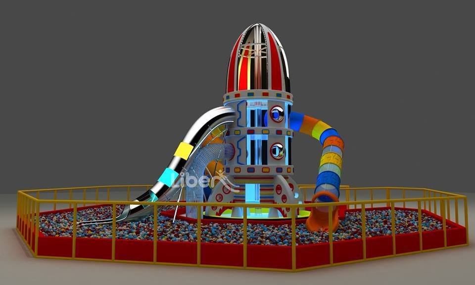 rocket playground