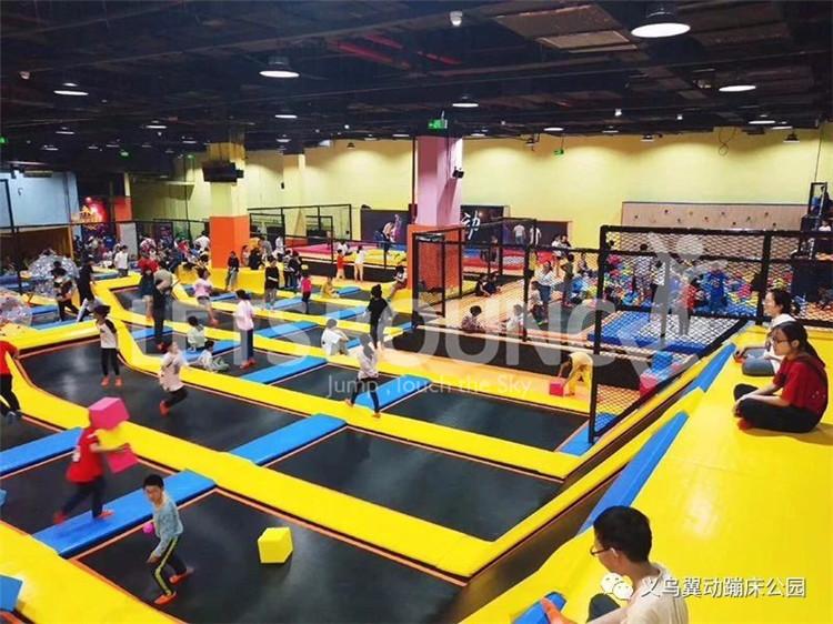 franchise trampoline park