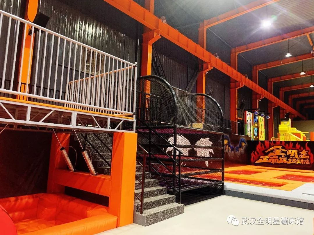 indoor trampoline park near me